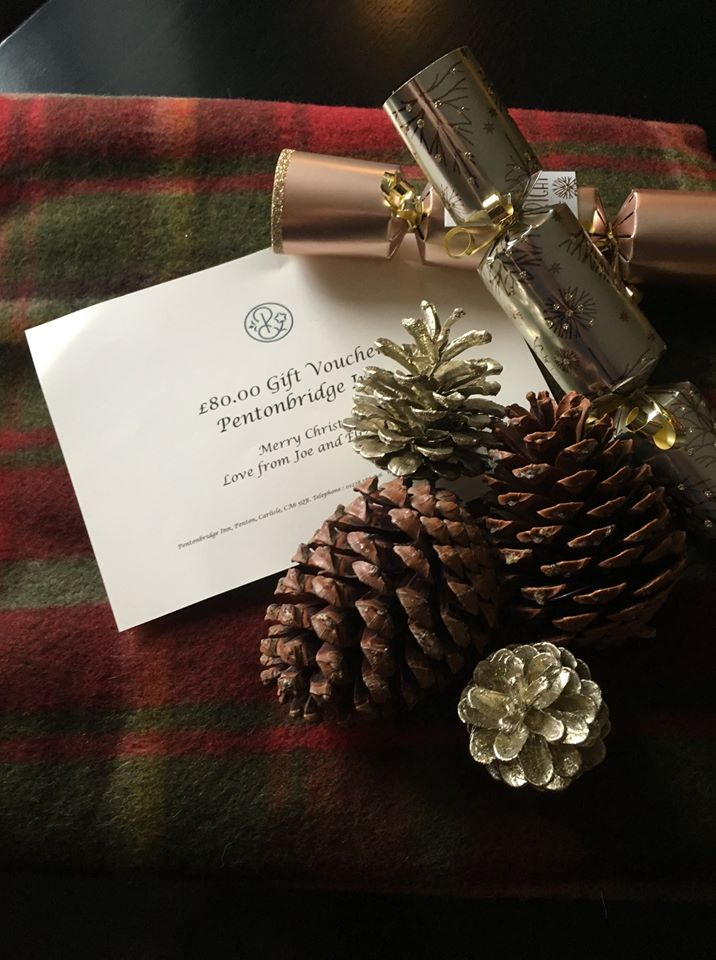 Gift Vouchers from Pentonbridge Inn