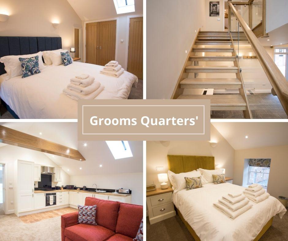 Grooms Quarters