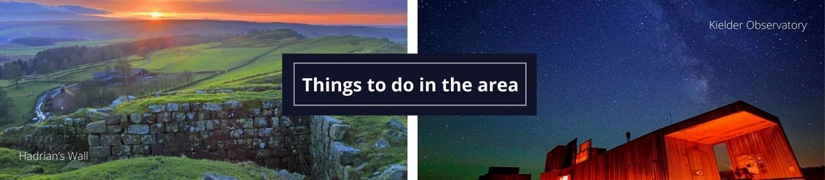 Things to do near netherby hall